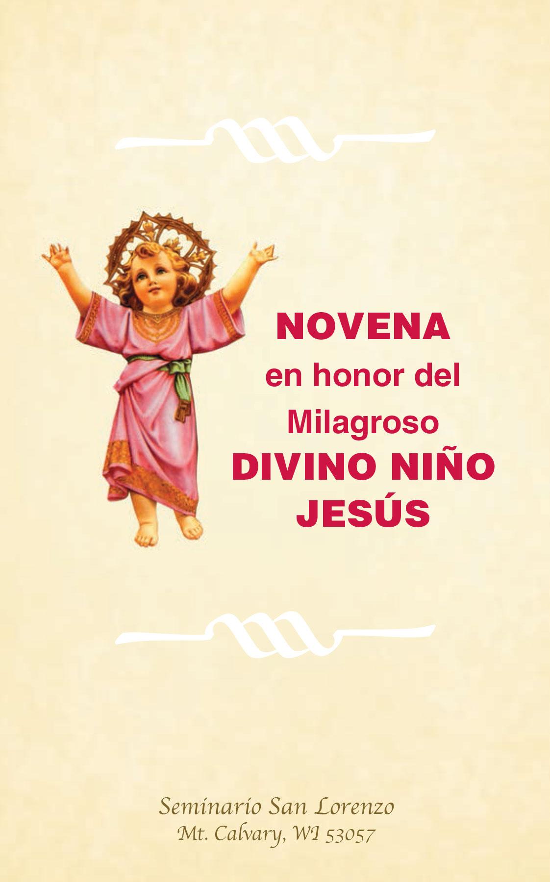 Divino Niño Jesús - portadilla