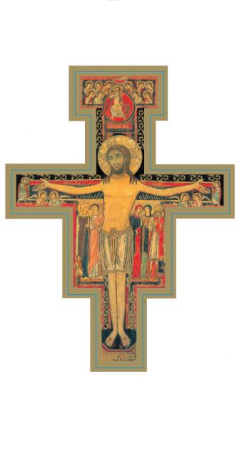 La Cruz de San Damián