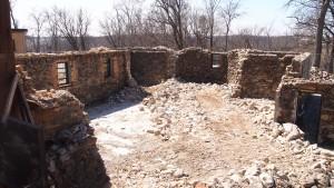 Saint Joseph Hall Ruins